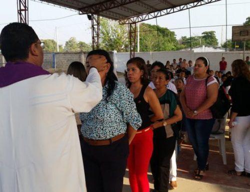 Eucaristía de Miércoles de Ceniza